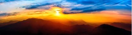 Скинали 'Восход в горах'