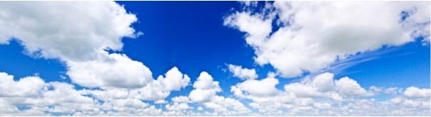 Скинали 'Облака, белогривые лошадки'