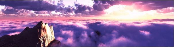Скинали 'Восход над облаками'
