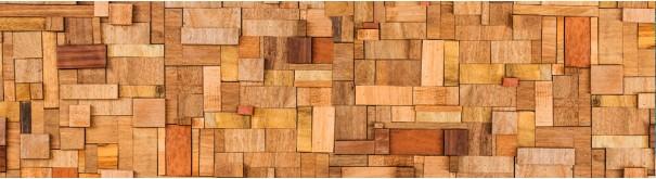 Скинали 'Деревянная мозаика'