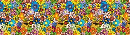 Скинали 'Узор с цветами'