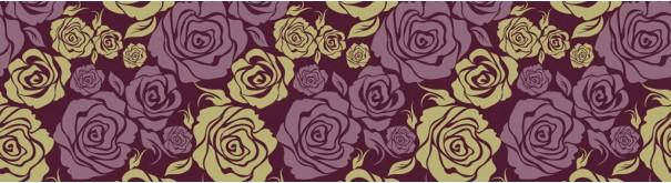 Скинали 'Орнамент с розами'
