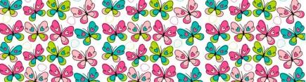 Скинали 'Орнамент с бабочками'