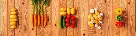 Скинали 'Овощи