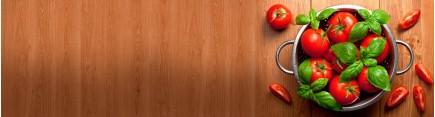 Скинали 'Фон с томатами'