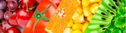 Скинали 'Овощи-фрукты'
