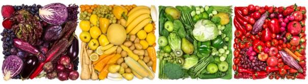 Скинали 'Палитра овощей'