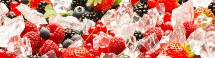 Скинали 'Летние ягоды во льду'