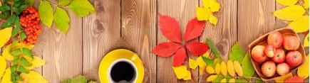 Скинали 'Осенний чай'