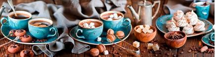 Скинали 'Горячий шоколад'