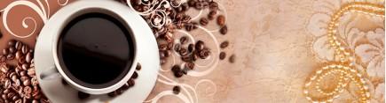 Скинали 'Кофе и жемчуг'