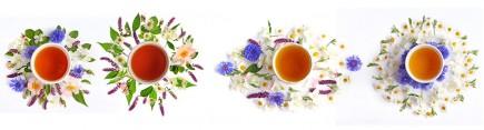 Скинали 'Цветочный чай'