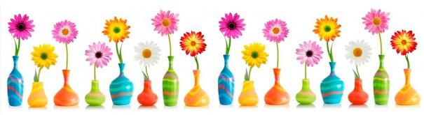 Скинали 'Вазы с цветами'