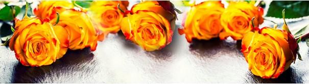 Скинали 'Желтые розы'