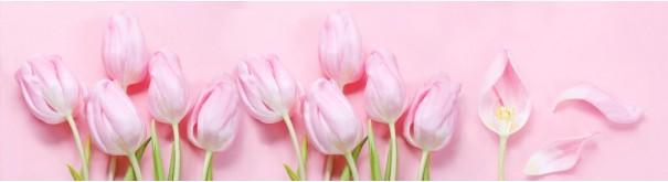 Скинали 'Нежные розовые тюльпаны'