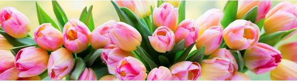 Скинали 'Большой букет тюльпанов'