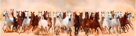 Скинали 'Дикие лошади'