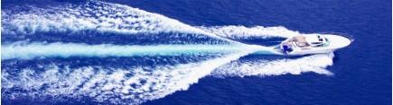 Скинали 'Скоростная яхта'