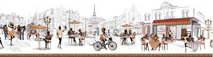 Скинали 'Улочки Парижа 2'