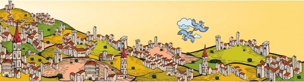 Скинали 'Волшебный город 2'