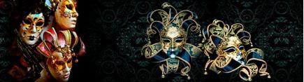 Скинали 'Венецианский карнавал'