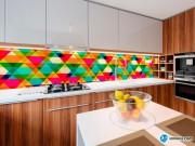 Скинали 'Разноцветные треугольники'