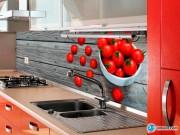 Скинали 'Фон с помидорами черри'