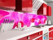 Скинали 'Розовые орхидеи'