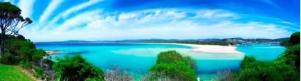 Скинали 'Бухта тропического острова'