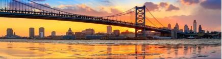 Скинали 'Мост в Филадельфии'