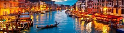 Скинали 'Венеция. Гранд канал'