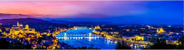 Скинали 'Ночной Будапешт'