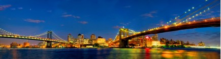 Скинали 'Огни мостов Нью Йорка'