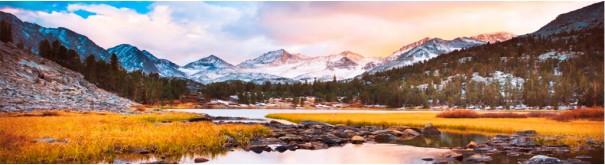 Скинали 'Горная долина на Аляске'