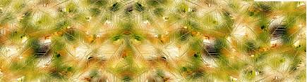 Скинали 'Листья волшебного дерева'
